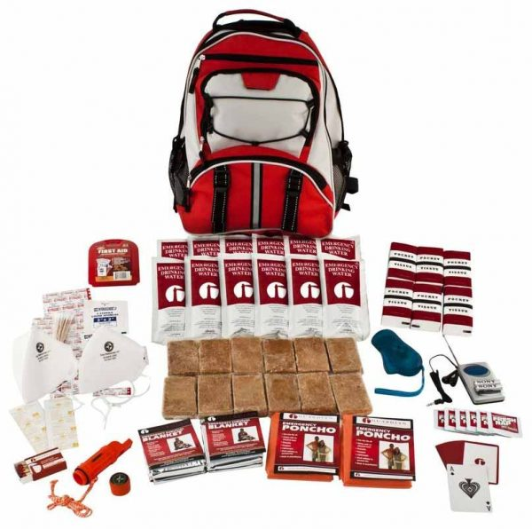 2 Person Survival Kit 72 hours