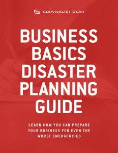 Business Basics Disaster Planning Guide Ebook