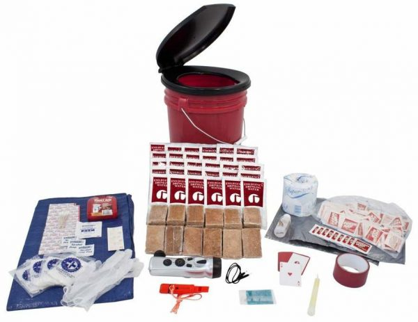 Deluxe Classroom Lockdown Survival Kit
