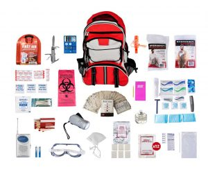 1 Person Deluxe Survival Kit 72 Hours