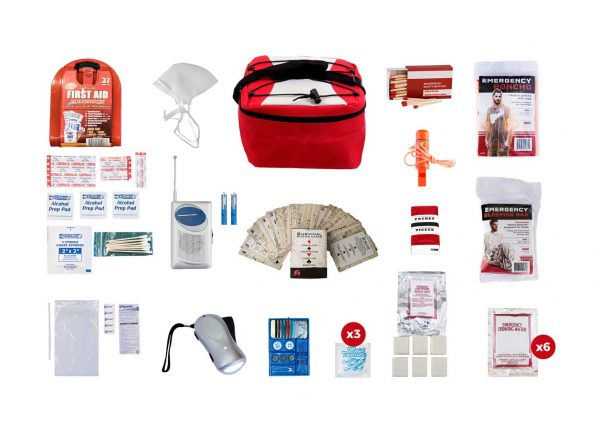 survival pal cooler bag kit