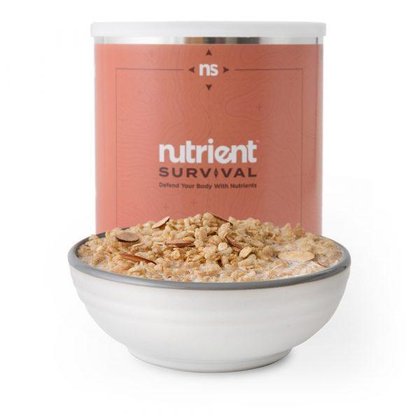 Maple Almond Grain Crunch