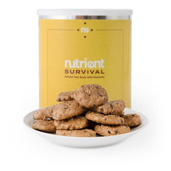 Oatmeal Raisin Cookie-Meals