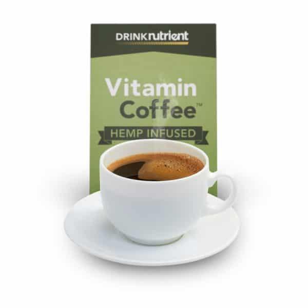 Vitamin Coffee Hemp Infused