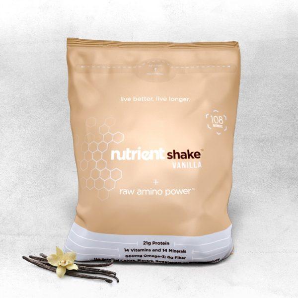 Vanilla Shake Bulk Bag