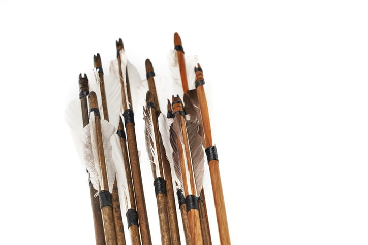 how to make arrows